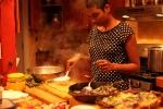 Shilpa cooks