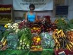 farmers market in september